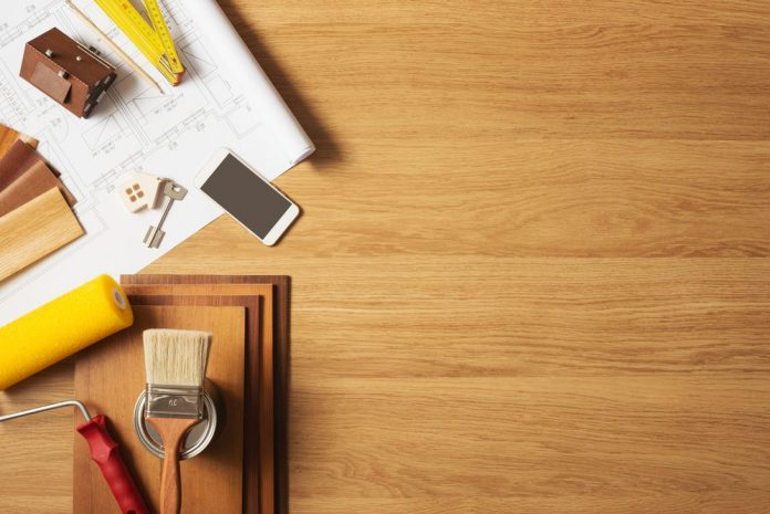 Repair tools for house constructor