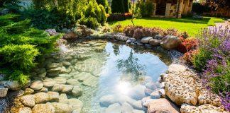 Decorative landscaping rocks