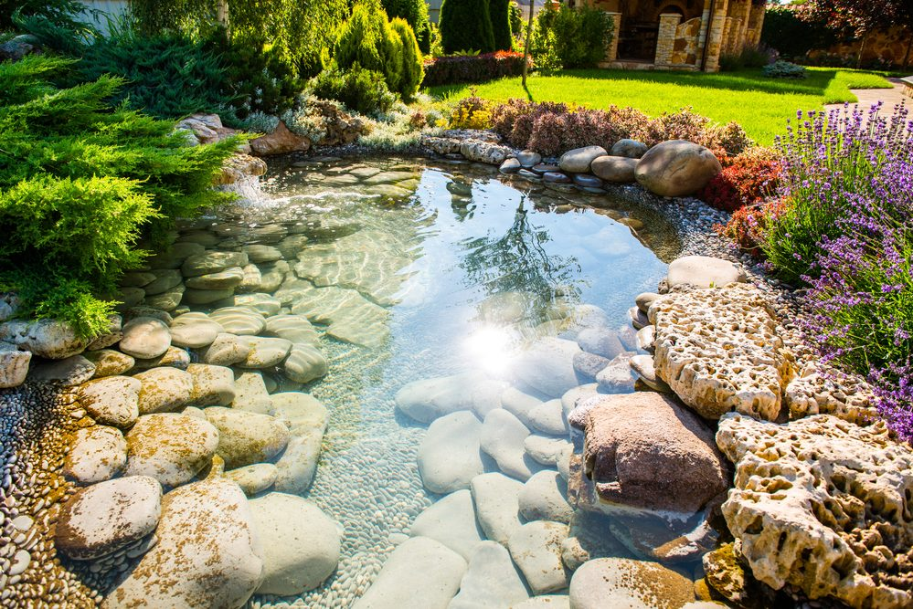 10 Creative Ways To Use Landscaping Rocks For Your Garden