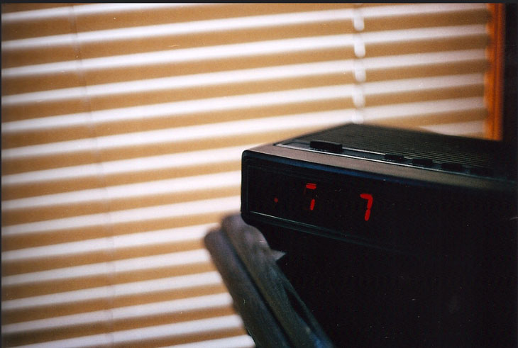 alarm in the windows
