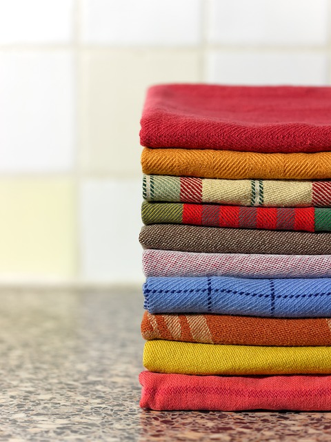 home essentials dish-towels-cotton-dish
