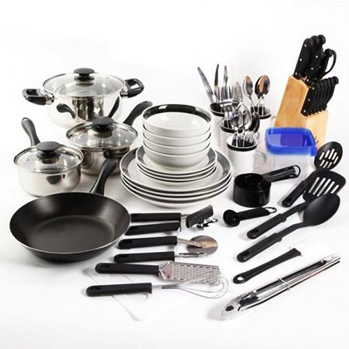 Essential Home Total Kitchen Cookware