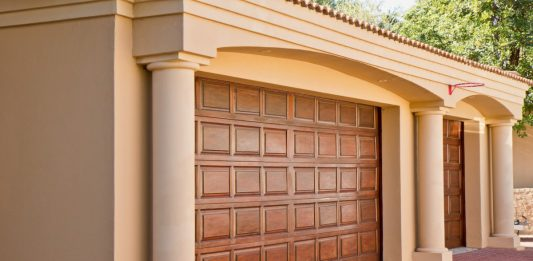 what are the best front door colors for tan house similar to this